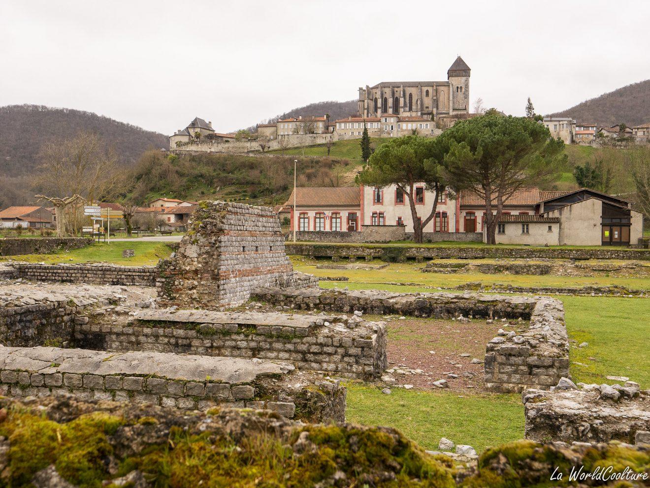 Vestiges romains de Saint-Bertrand-de-Comminges