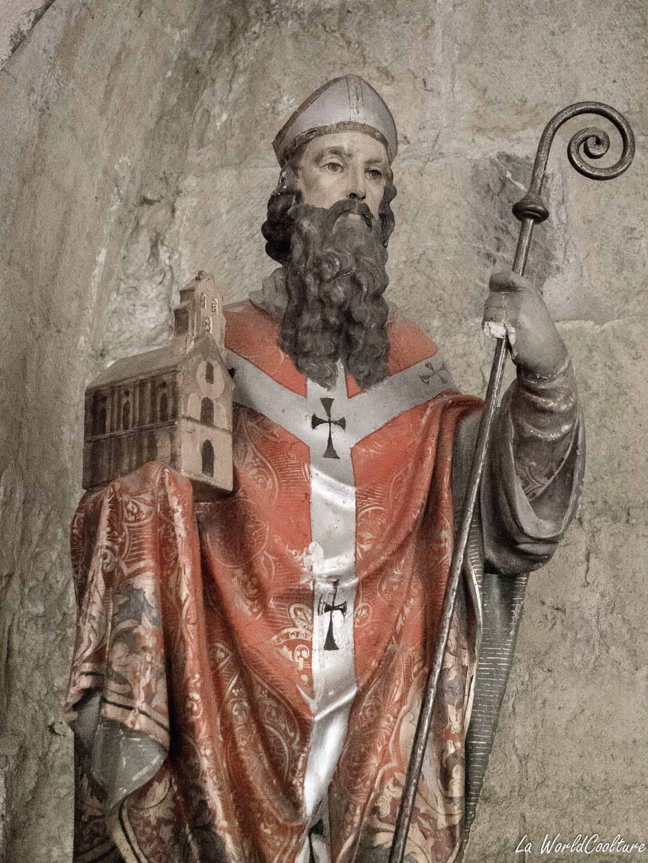 Visite insolite de la cathédrale de Saint-Bertrand