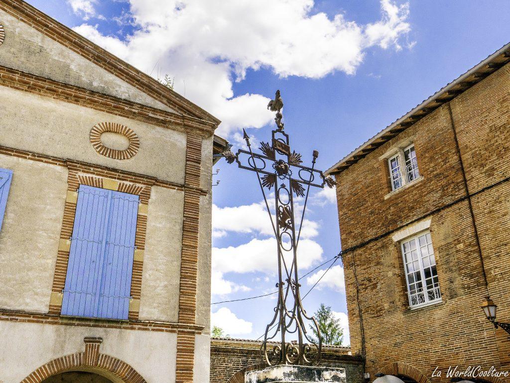que voir à Saint-Sulpice-sur-Lèze coteaux Haute-Garonne ?