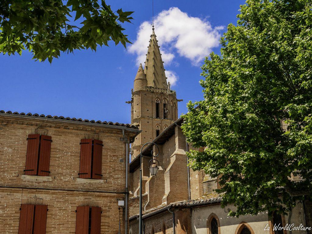 Balade à Saint-Sulpice-sur-Lèze Haute-Garonne