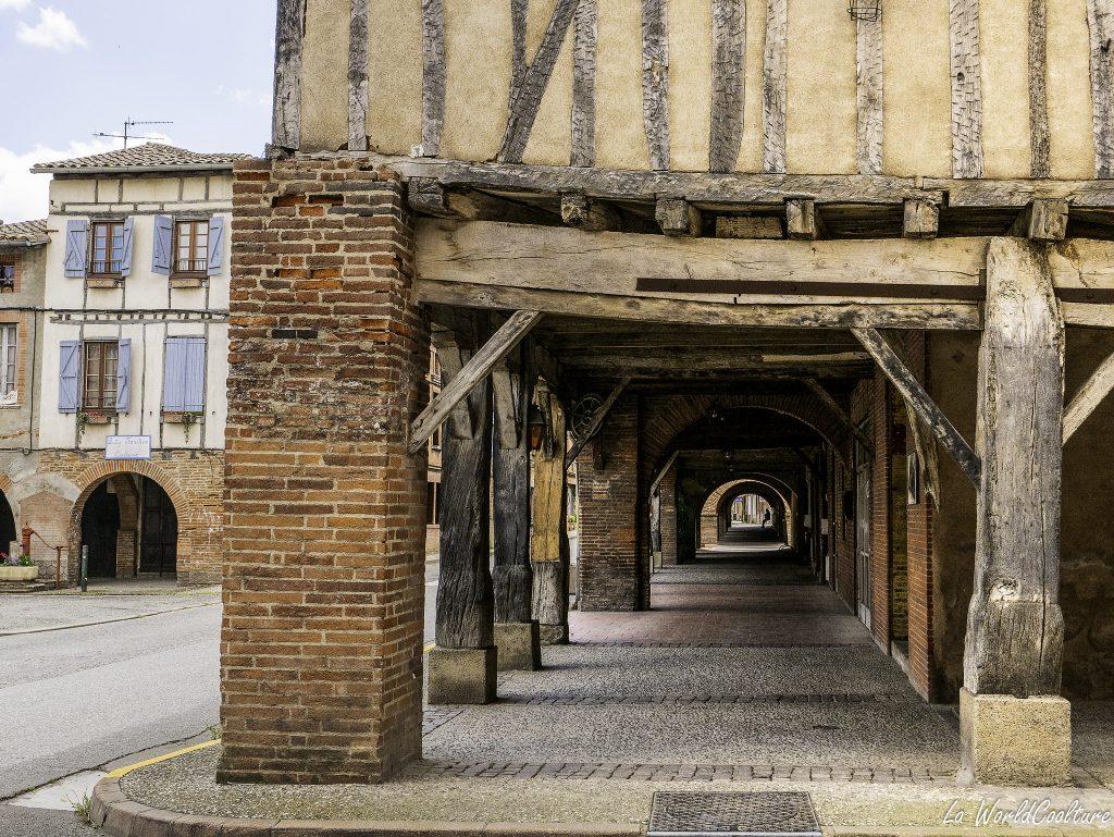 quel village visiter sur les coteaux de Haute-Garonne ?