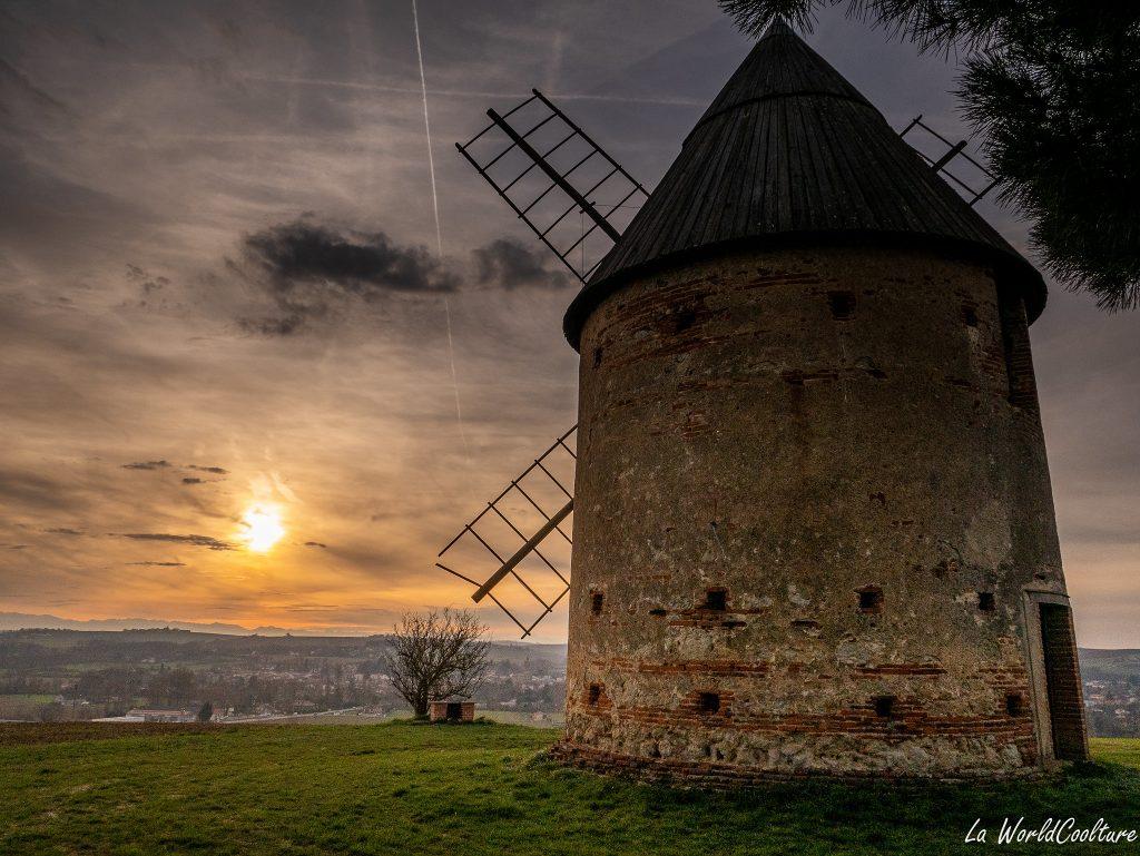magnifique panorama Haute-Garonne Saint-Sulpice-sur-Lèze