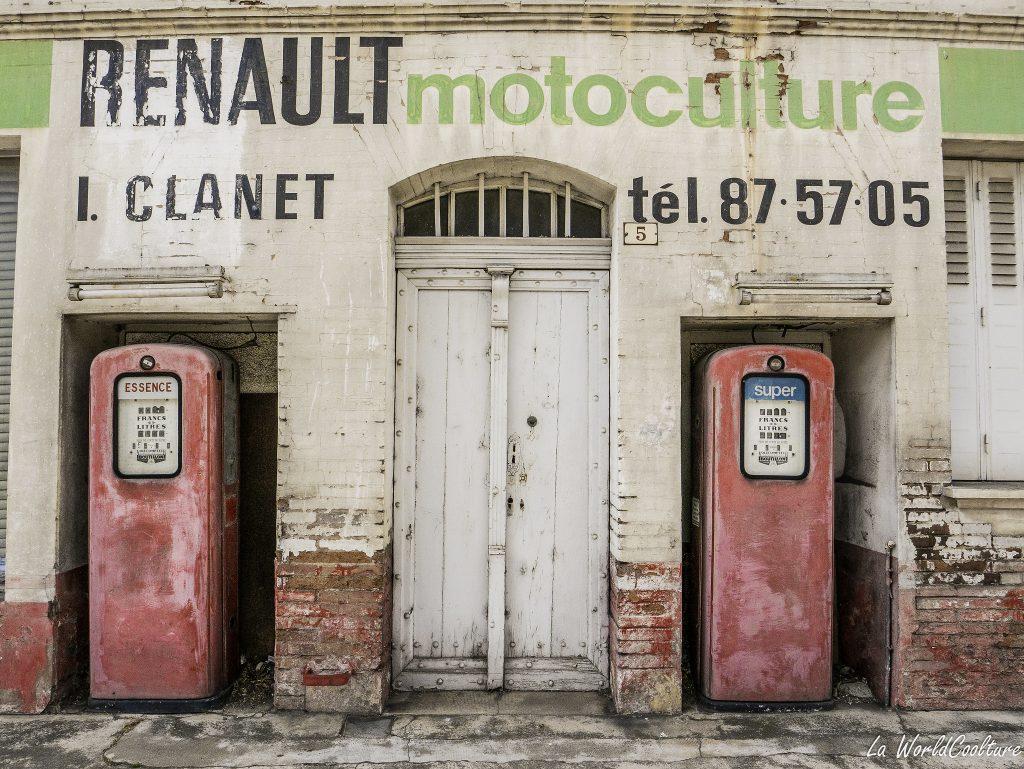 souvenir vestige vintage en Haute-Garonne à Saint-Sulpice-sur-Lèze