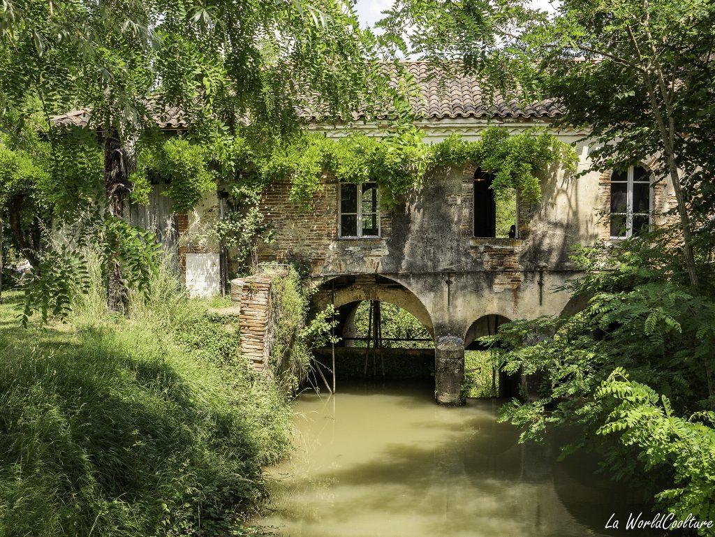 découvrir un moulin en activité Haute-Garonne