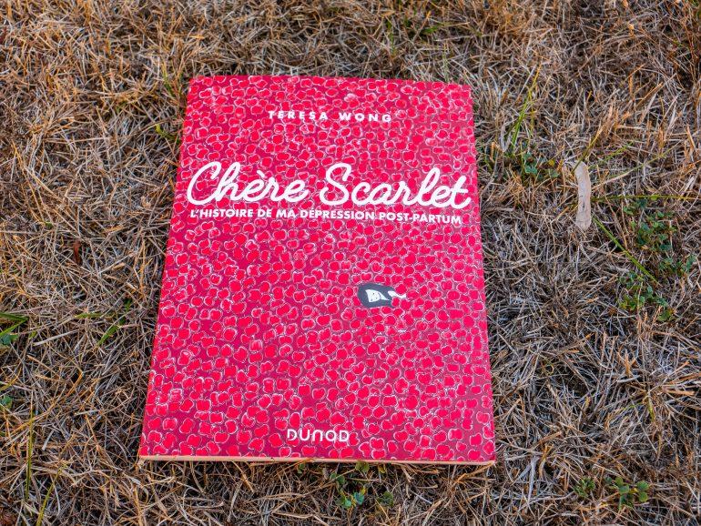 Chere Scarlet Teresa Wong depression post partum avis lecteur