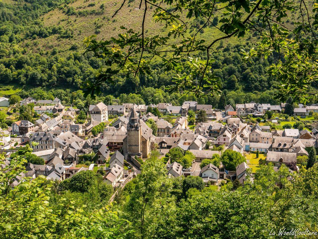 visiter Campan village insolite des Hautes-Pyrénées