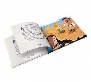 livre enfant sur la vie de Saint Exupéry