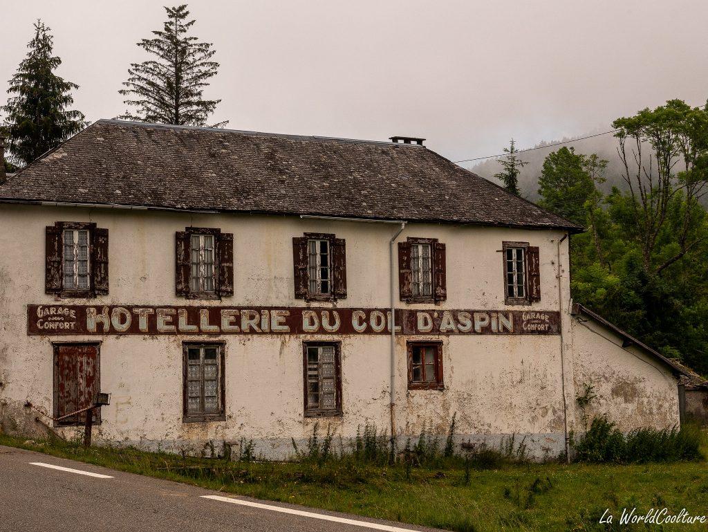 urbex Hautes-Pyrénées