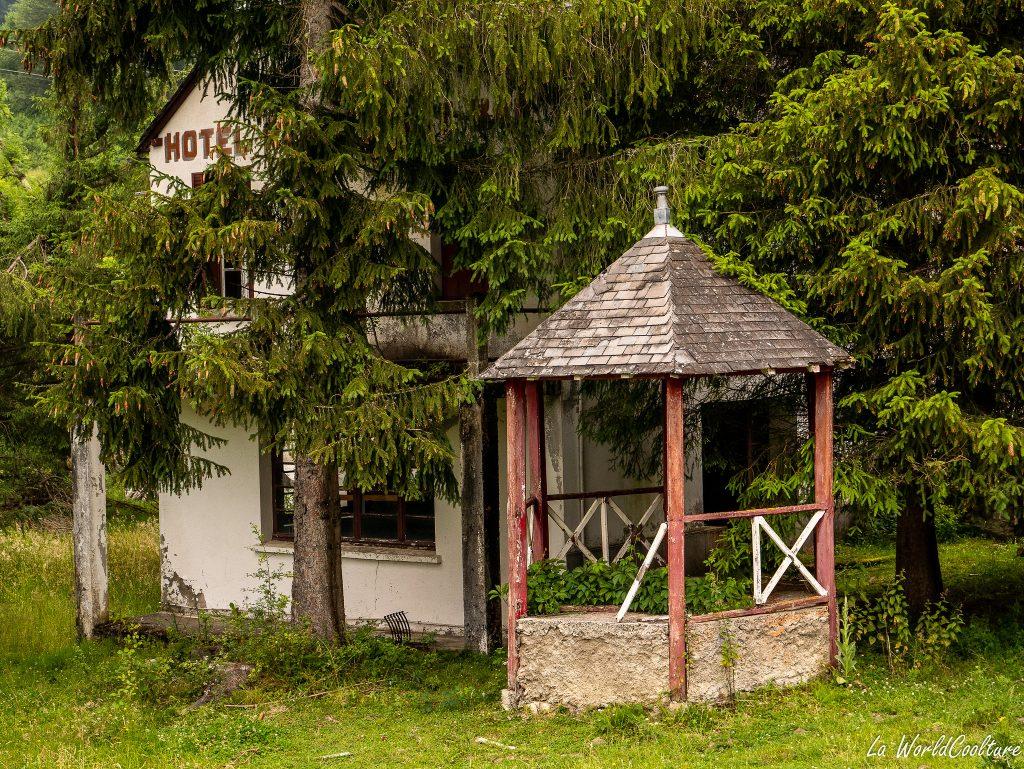 tourisme insolite Hautes-Pyrénées urbex et légendes
