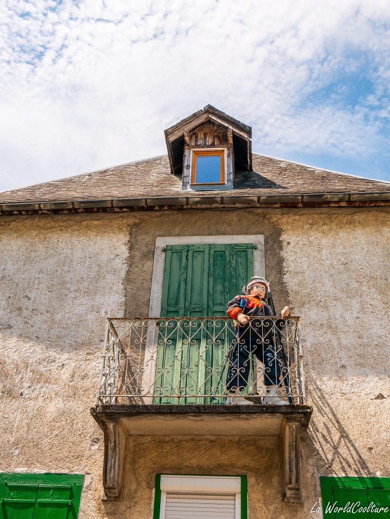 activité touristique insolite mounaques de Campan Hautes Pyrénées