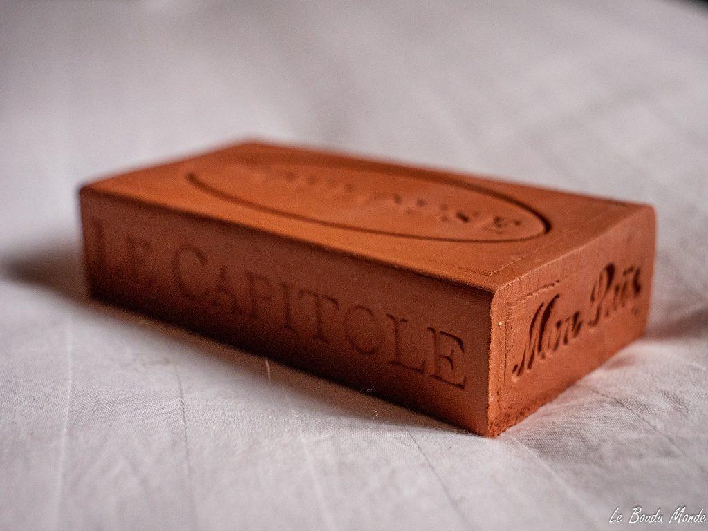 offrir une brique foraine personnalisée à un toulousain