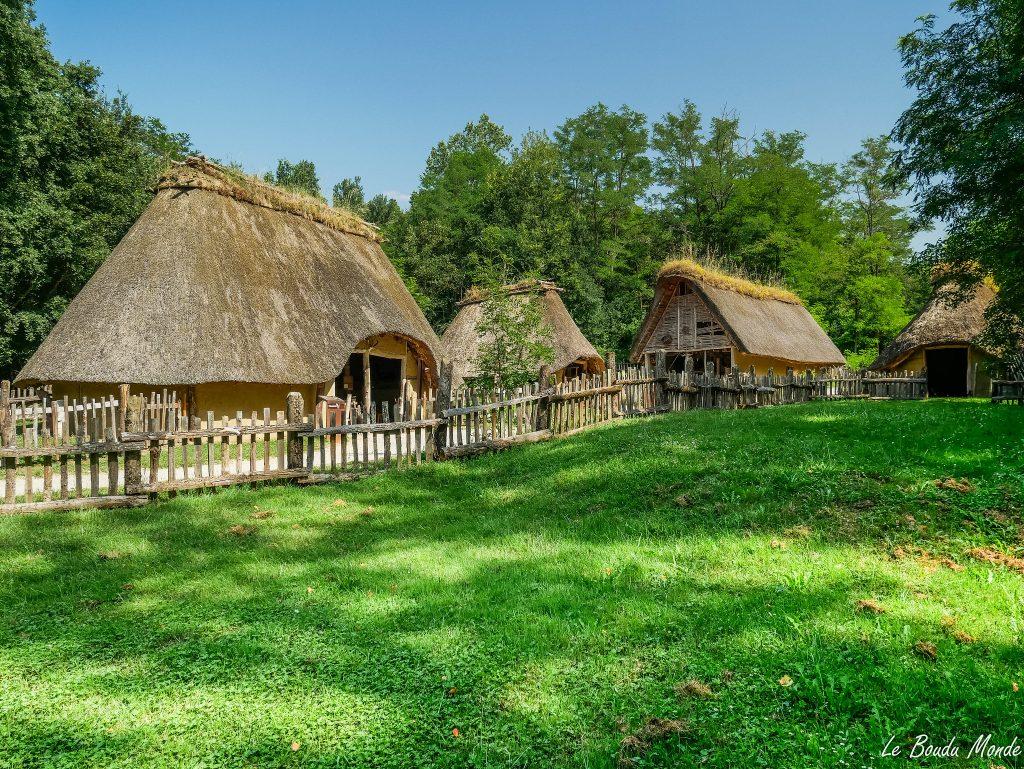 quel souvenir ramener du village gaulois à Rieux-Volvestre ?