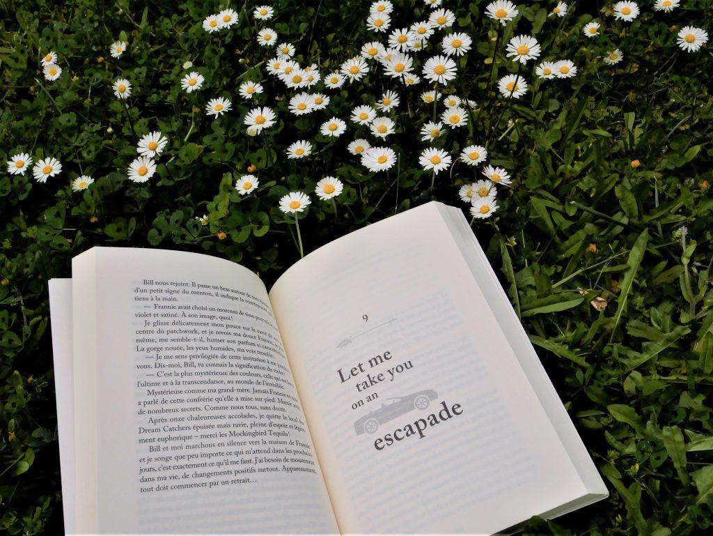 chronique lecture roman il est temps de vivre la vie que tu t'es imaginée