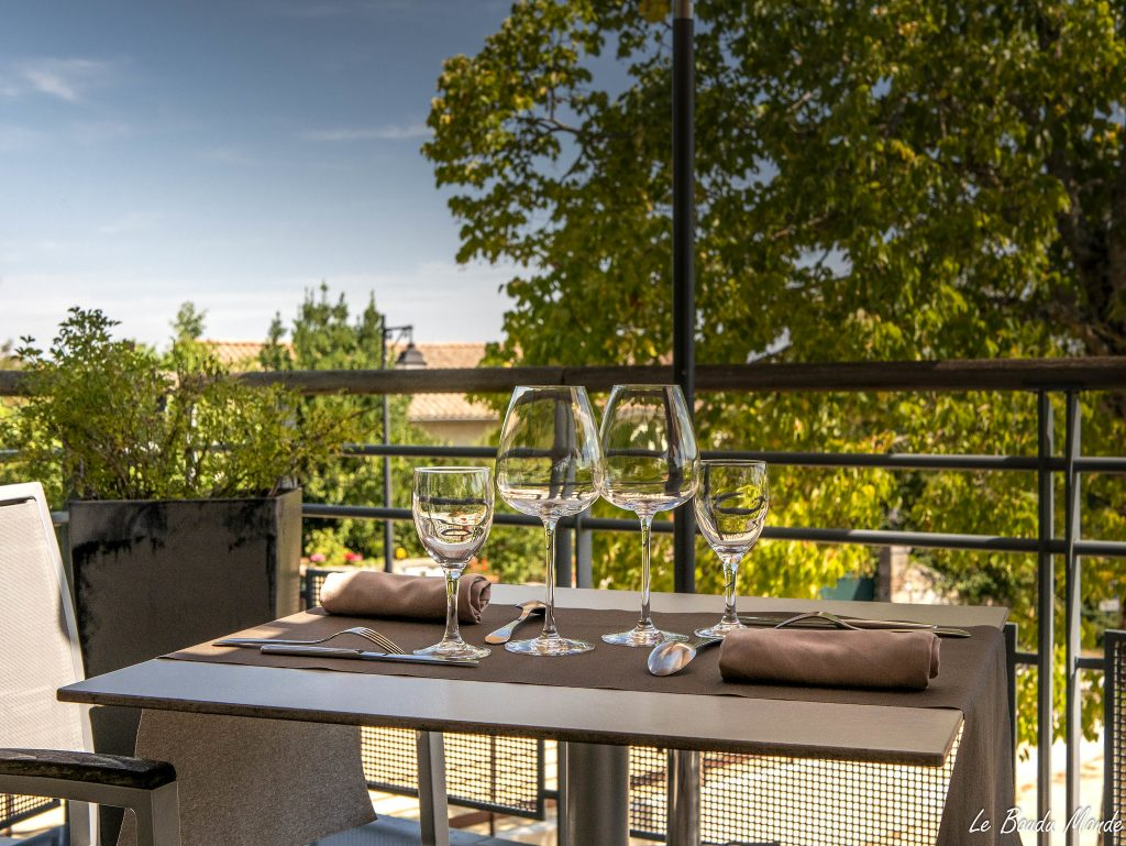 Iris Café bon restaurant à Bardigues Tarn et Garonne
